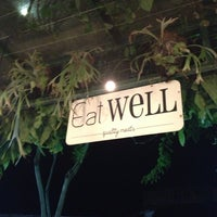 Photo taken at EatWell - Quality Meats by Rakesh R. on 12/24/2012