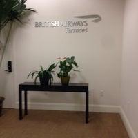 Photo taken at British Airways Terraces Lounge by JohnDavid C. on 8/10/2013
