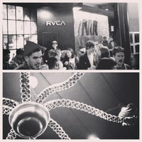 Photo taken at RVCA Clothing by Samar on 3/16/2013