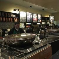 Photo taken at Starbucks by E E. on 2/14/2016