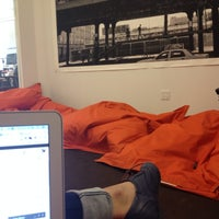 Photo taken at Branch HQ by Kate R. on 10/4/2013