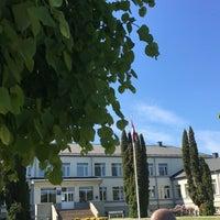 Photo taken at Pāvilostas vidusskola by Jānis S. on 5/25/2018