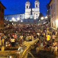 6/25/2013にMarc G.がScalinata di Trinità dei Montiで撮った写真