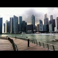 Photo prise au Marina Bay Downtown Area (MBDA) par Fabrizio B. le11/27/2012