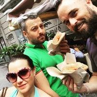 Photo taken at Antica Pizzeria e Ristorante Port'Alba by Antonio F. on 5/30/2015