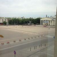 "Photo taken at Гостиница ""Белгород"" by Nikitos on 6/16/2013"