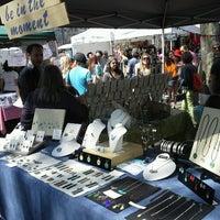 Photo taken at Hester Street Fair by Melissa K. on 4/27/2013