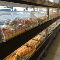 Photo taken at Port View Euro Bakery by ᴄ ᴀ ᴛ ᴀ ʟ ʏ s ᴛ on 4/12/2014