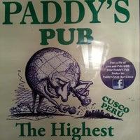 Foto tomada en Paddy Flaherty's Irish Pub por Troy T. el 5/27/2013