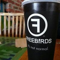 3/14/2013 tarihinde Vic M.ziyaretçi tarafından Freebirds World Burrito'de çekilen fotoğraf