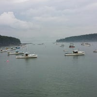 Photo taken at Bar Harbor Whale Watch Co. by Mike M. on 8/17/2014