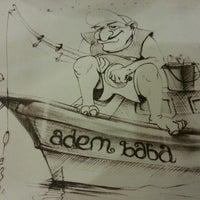 Photo taken at Adem Baba by Akin S. on 7/3/2013