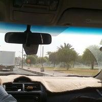 Photo taken at Prince Bin Jalawy Park by Joniel A. on 7/18/2016