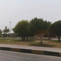 Photo taken at Prince Bin Jalawy Park by Joniel A. on 7/19/2016