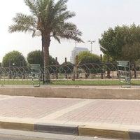 Photo taken at Prince Bin Jalawy Park by Joniel A. on 7/25/2016