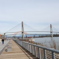 Photo taken at New Westminster Quay by Gillian V. on 3/24/2013