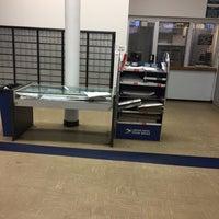 Photo taken at US Post Office - Morningside Station by John G. on 2/17/2017