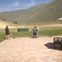 Photo taken at Sun Valley Gun Club by Richard C. on 7/23/2013