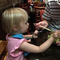 Photo taken at Sushi Avenue on the Square by Erika R. on 8/11/2016