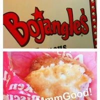 Photo taken at Bojangles' Famous Chicken 'n Biscuits by Ginny W. on 4/25/2013