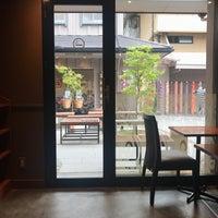 8/16/2017にJoseph L.がタリーズコーヒー 嵐電嵐山駅店で撮った写真