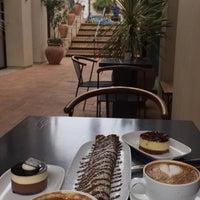 5/29/2016 tarihinde Khalid A.ziyaretçi tarafından Elixir Espresso Bar'de çekilen fotoğraf