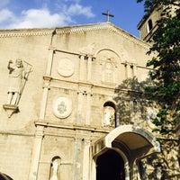Photo taken at St John the Baptist Parish Church by Jorris M. on 4/12/2015