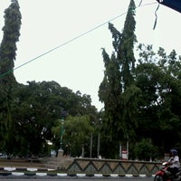 Photo taken at Alun - Alun Pemalang by Dhikka W. on 12/4/2012