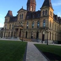 Photo taken at Provincial Legislative Building by David C. on 7/17/2014