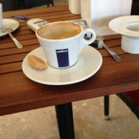 Photo taken at Lavazza by Erkan D. on 8/20/2013