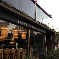 Foto tomada en Restaurante Miguel Torres por Gustavo M. el 12/28/2012