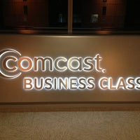 Photo taken at Comcast by Alero Michelle on 1/19/2013