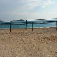1/13/2018 tarihinde Ilker G.ziyaretçi tarafından Yanışlı Beach'de çekilen fotoğraf