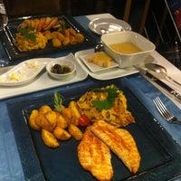 11/7/2012 tarihinde Ayşegül K A.ziyaretçi tarafından Tabbah Restaurant'de çekilen fotoğraf
