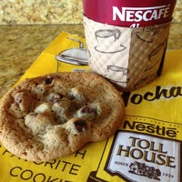 Photo taken at Nestlé Toll House Café by Chip by Terry on 10/29/2012