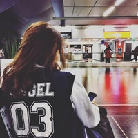 Photo taken at Vienna Airport Station by Ormy A. on 1/29/2017