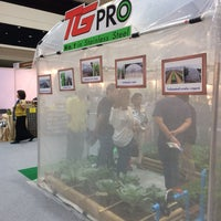 Photo taken at Exhibition Hall 4 by Tub T. on 7/14/2018
