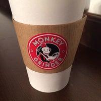 Photo taken at Monkey Grinder by Sema B. on 12/18/2013