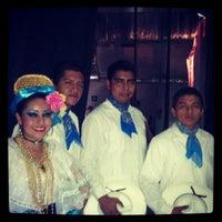 Photo taken at Teatro Social Sección 30 by Simeón L. on 9/21/2012