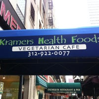 Photo taken at Kramers Health Foods by Jason M. on 2/21/2013