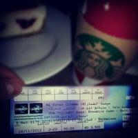 Photo taken at Cinescape by Abdulrahman ا. on 11/15/2012