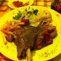 Photo taken at Naturel Turkish Kitchen by Aytuğ G. on 7/12/2013