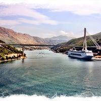 Photo taken at Dubrovnik Port by Joachim S. on 8/25/2013