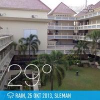 Photo taken at Fakultas Teknologi Industri UII by Zahidah Z. on 10/25/2013