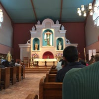 Photo taken at St. Mary's Catholic Church by Daniel G. on 5/8/2016