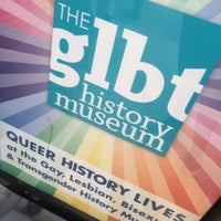Photo taken at GLBT History Museum by Daniel G. on 5/20/2016