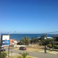 Photo taken at Ocean View Motel by Ben G. on 1/21/2013