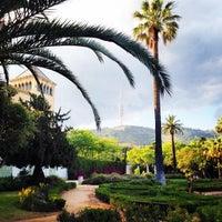 Photo prise au Jardins de Can Sentmenat par Marta B. le7/4/2014