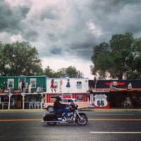 Photo taken at Historic Route 66 by Marta B. on 7/29/2013
