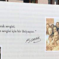Photo taken at Yüksekçıta Koleji by Hakim Seval B. on 4/23/2018